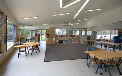 Flowerdale Children's Hub & Flowerdale Primary Refurbishment