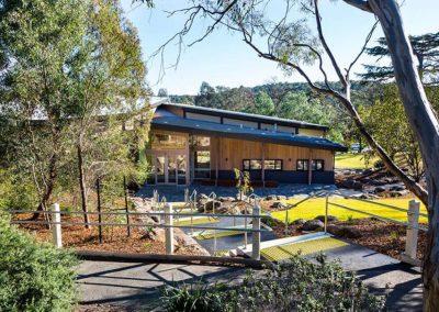Eltham Community & Reception Centre Redevelopment
