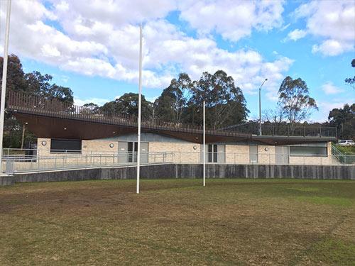 Marngrook Oval Pavilion